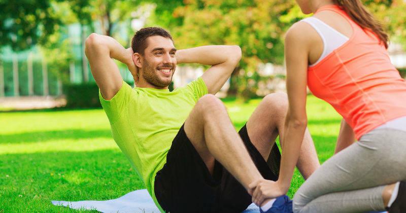 Poca actividad fisica genera no ayuda atu cuerpo.