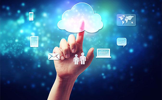 solo debes tener instalado un navegador de Internet para poder acceder a la nube y trabajar tranquilamente.