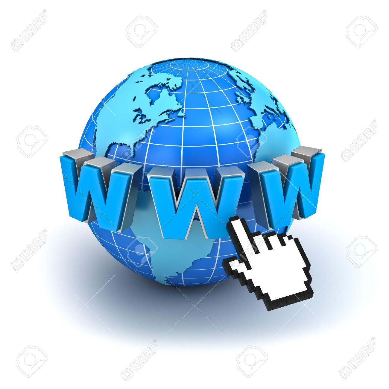 se suele confundir concepto de Internet con el de World Wide Web.