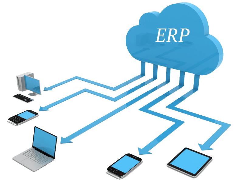 Las soluciones ERP permiten a los empleados conectarse, consultar, editar y compartir información desde cualquier lugar