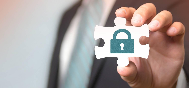 La información crucial de la empresa está protegida