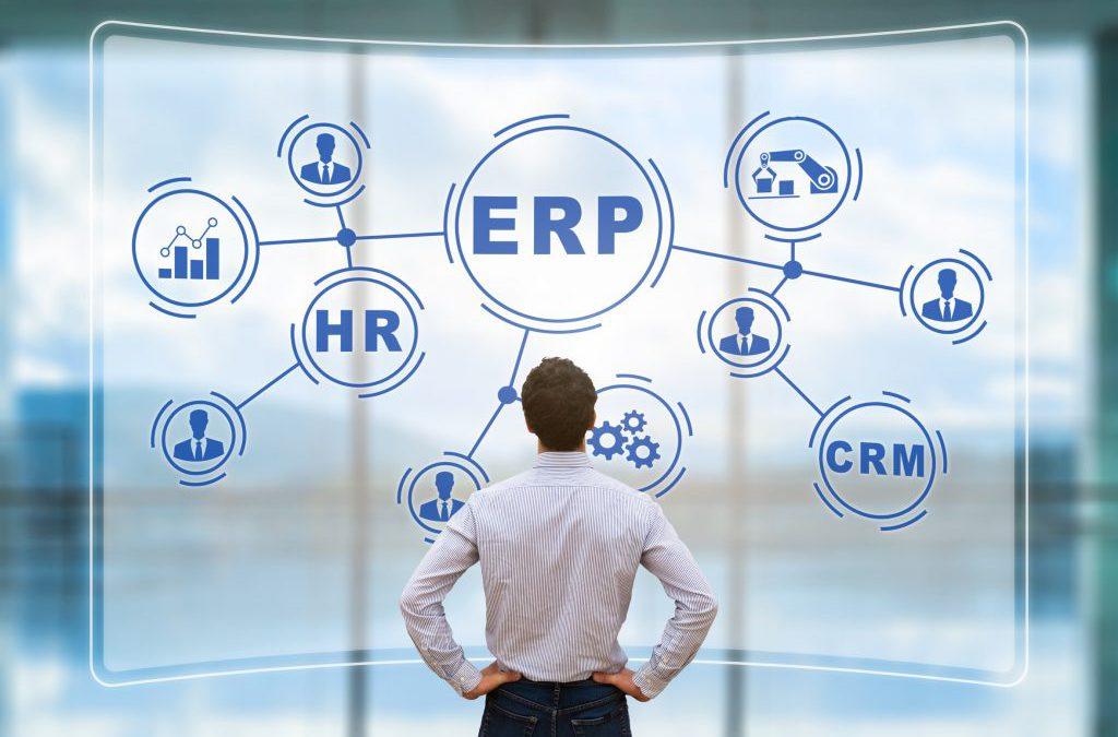 ¿Por qué implementar el sistema ERP?