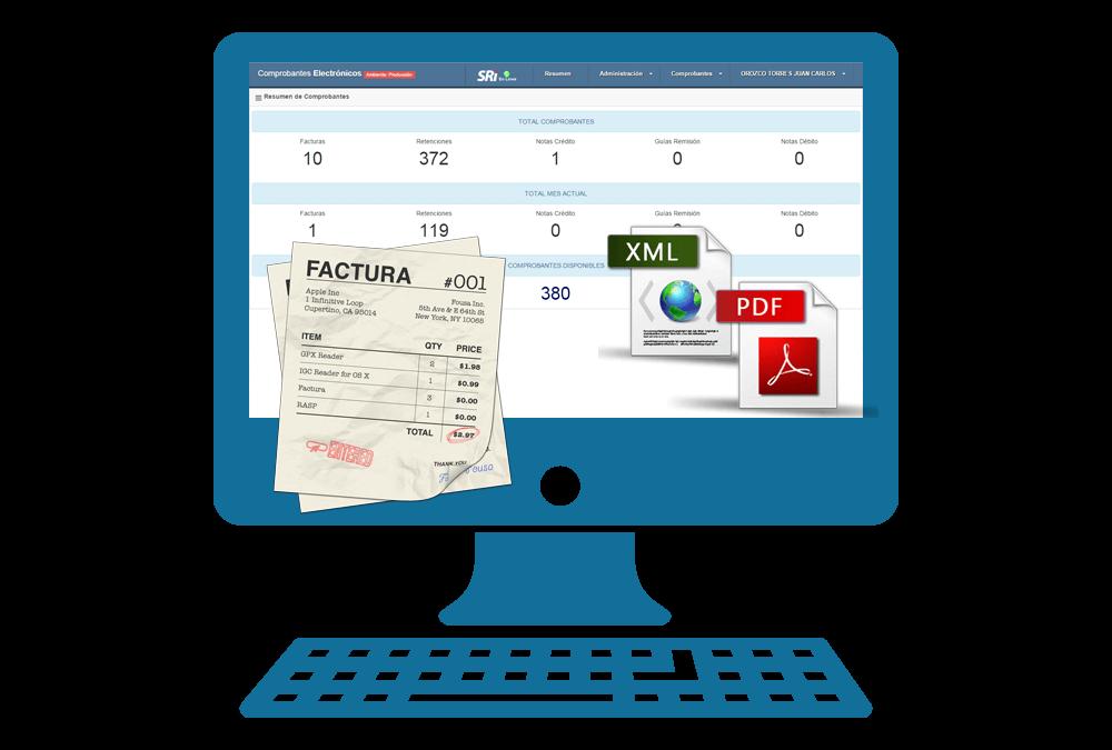 Facturación Electrónica o Factura Digital