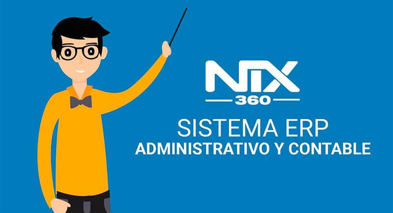 NTX 360: ERP Administrativo y Contable