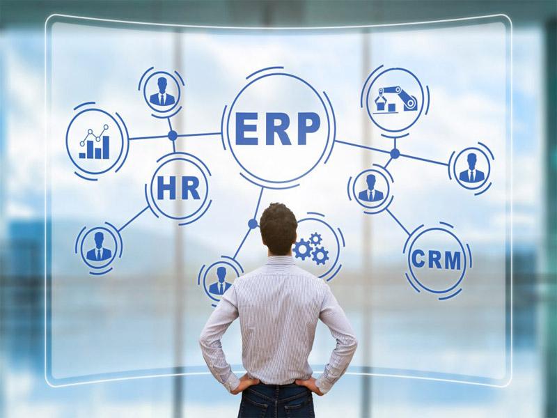 El software ERP como sistema administrativo y contable