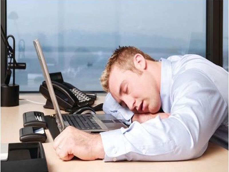 el descanso tiene vital importancia para tener un buen rendimiento en las actividades laborales.
