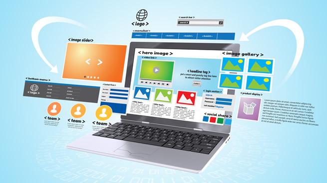 página web es básicamente una tarjeta de presentación digital de una empresa, organizaciones o personas.