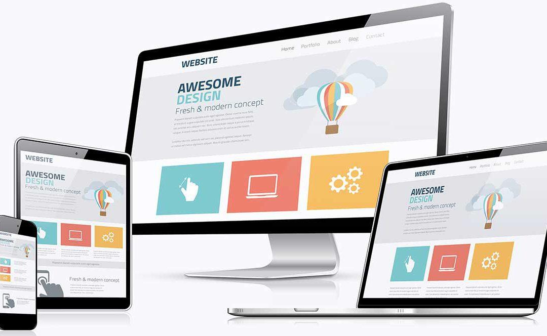 una página web es básicamente una tarjeta de presentación digital de una empresa, organizaciones o personas.